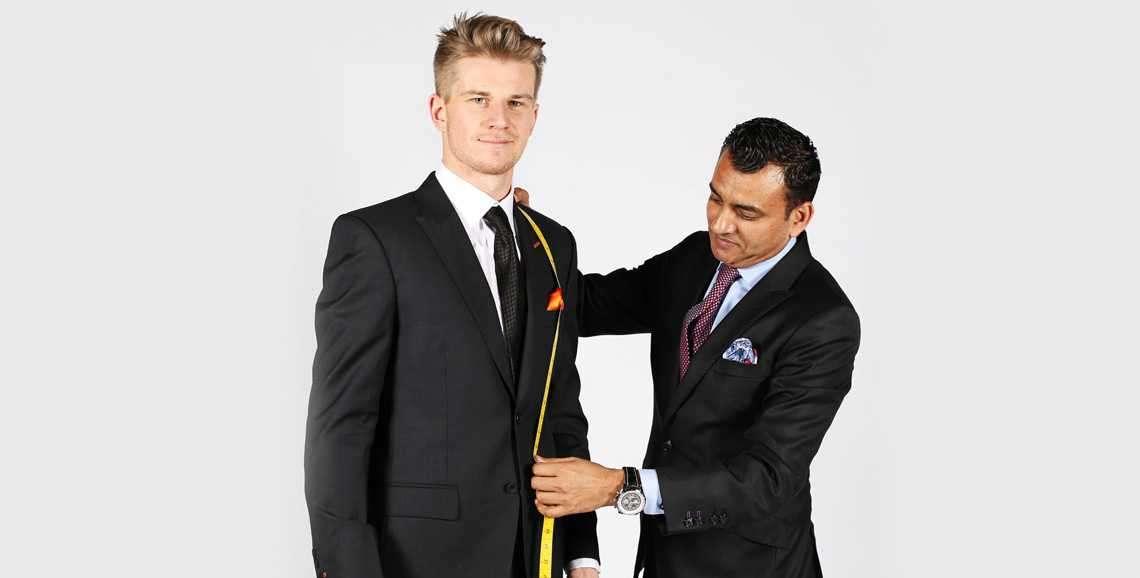 Apsley Tailors set to dress Sahara Force India for success until 2018