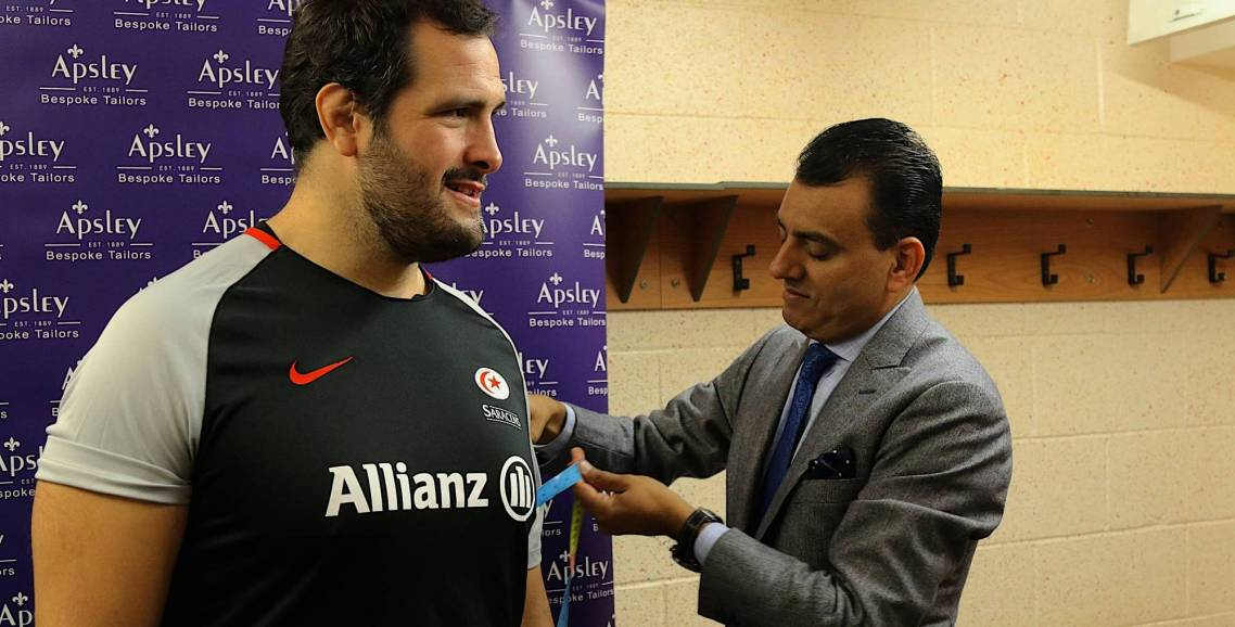 Saracens Fitting