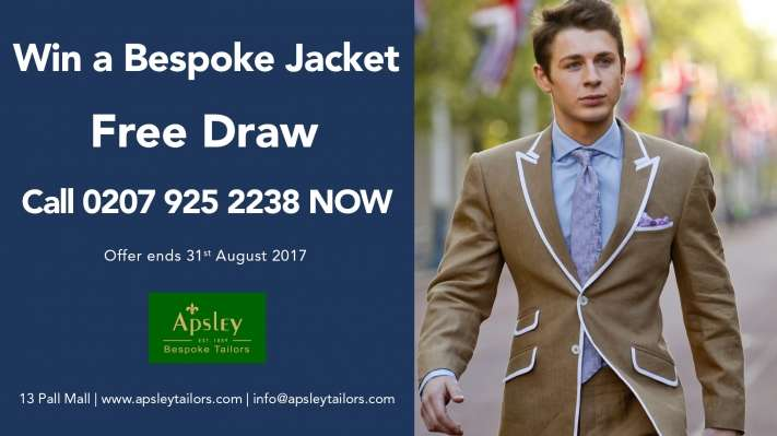 Bespoke Tailors London Savile Row