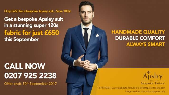 Bespoke Tailors In South London