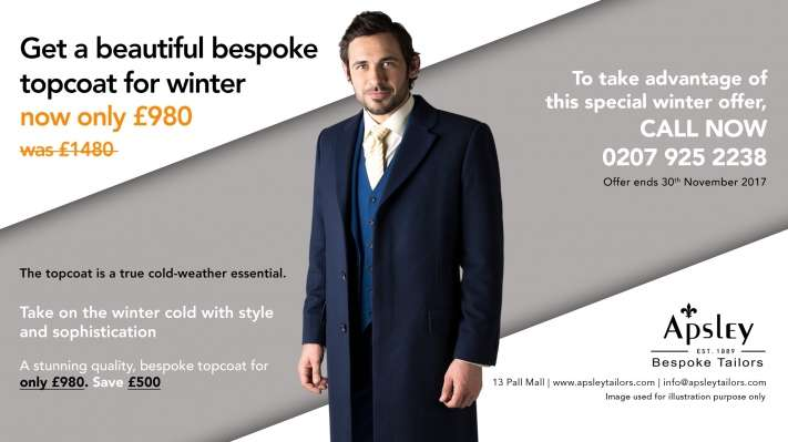 Bespoke Tailors London Uk