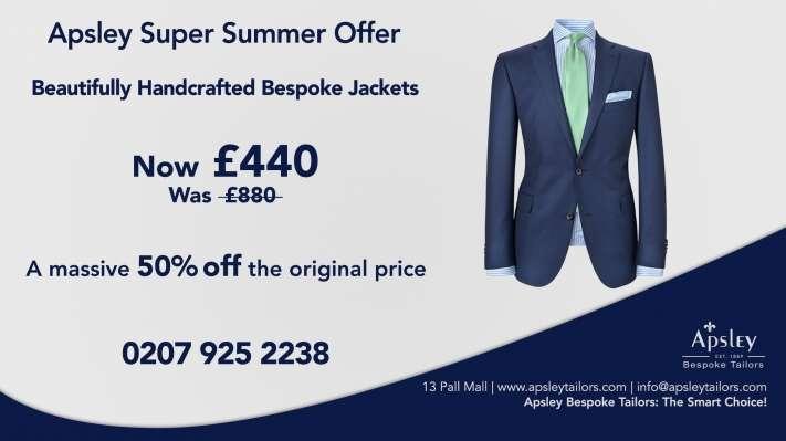 Apsley Super Summer Offer