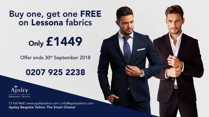 September offer 2018