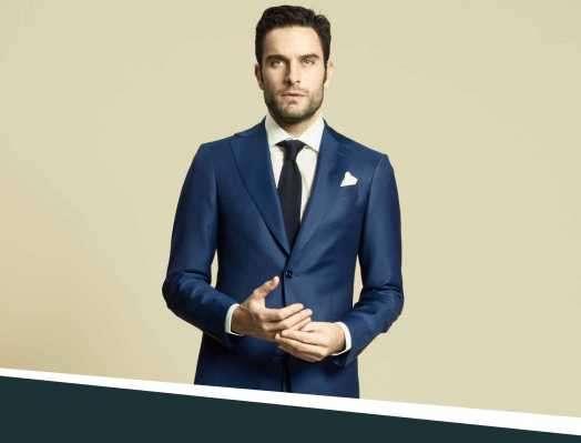 Bespoke Scabal suit offer