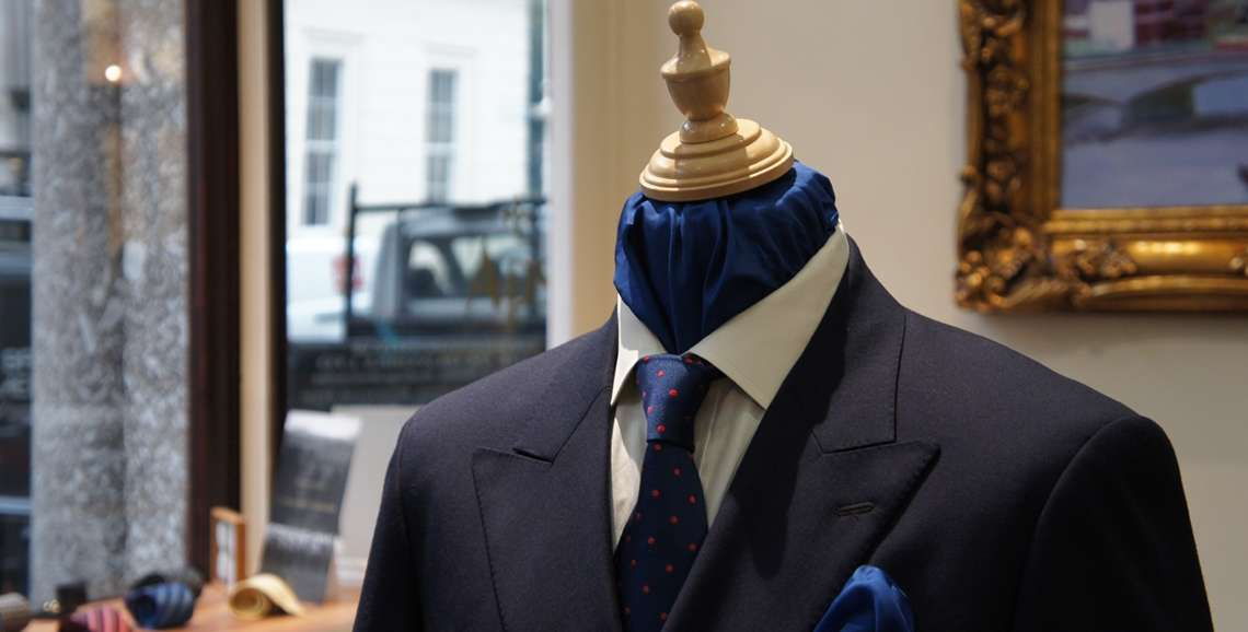 Join Us For Free At Exclusive Saracens Event | Bespoke Italian Suits From Just £850!