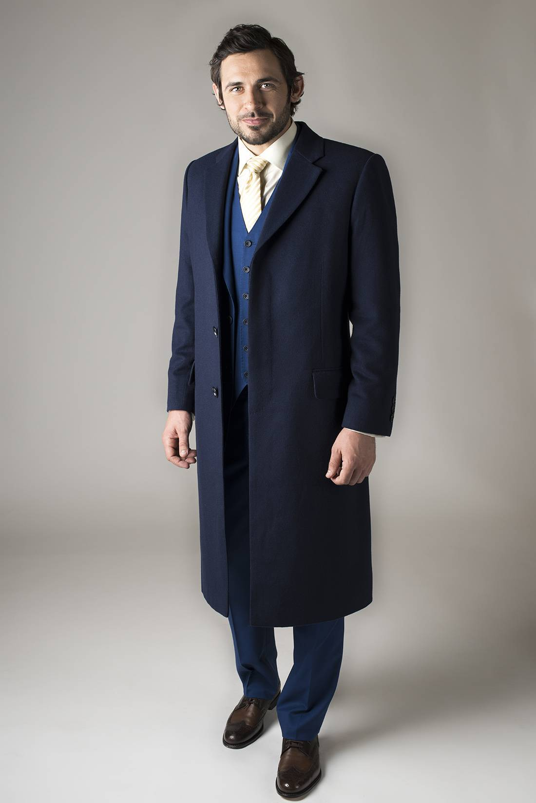 Handmade Cashmere Overcoats - The Outerwear You Must Own