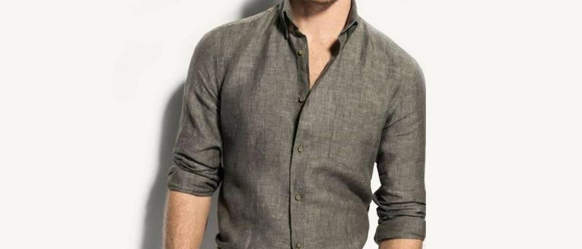 Bespoke Linen Shirts